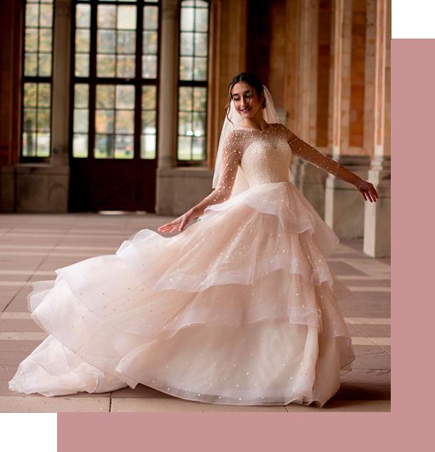 Robe de mariée et de cérémonie Alsace - Love